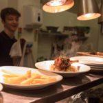 crowtrees inn food