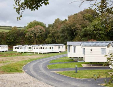 Hedley Wood Holiday Park