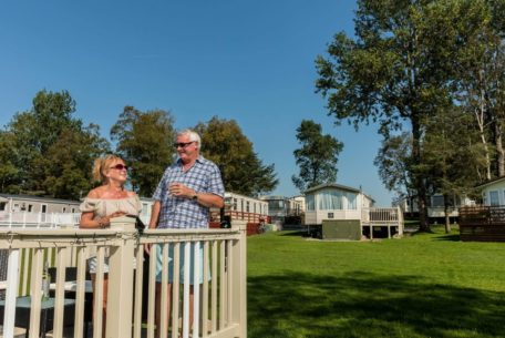 Bowland-Fell-Holiday-Park-Yorkshire-Dales-Caravan-Holidays-Accommodation-Couple