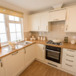 Kitchen of Residential Home at Bowland Fell